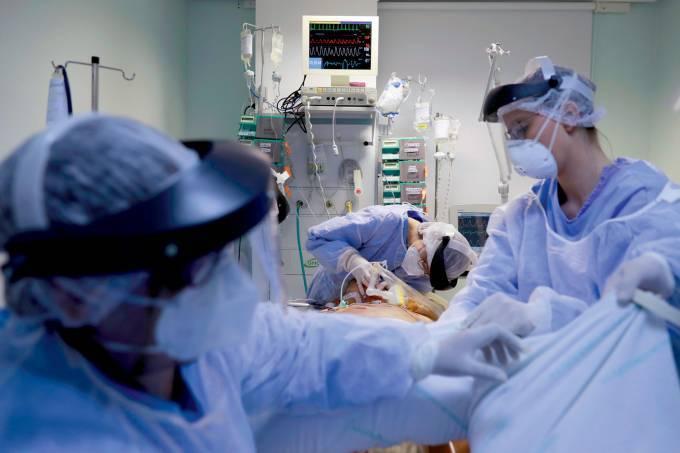 China emite alerta para pneumonia desconhecida mais mortal que a Covid-19