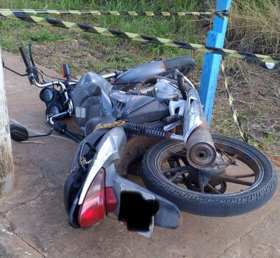 Motociclista morre após quebrar pescoço ao cair de veículo em Rio Branco