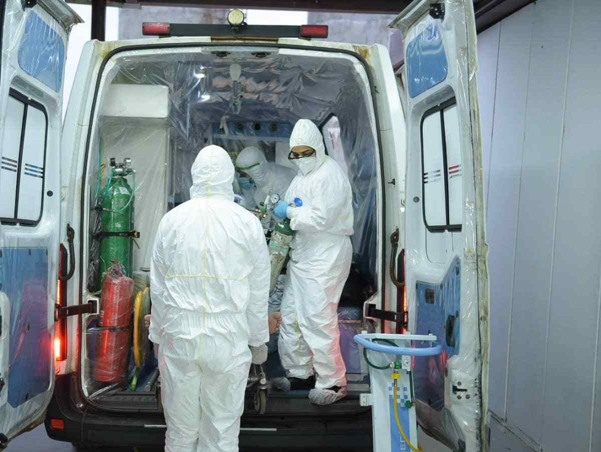 Idosa morre na UPA da Sobral vítima de coronavírus e óbitos chegam a 609 no Acre