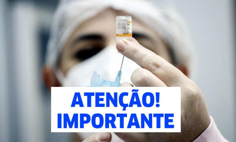 Rio Branco muda critério e vacinará uma faixa-etária por dia contra à covid-19 a partir de segunda