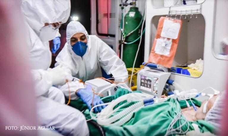 Acre registra 200 novos casos e três mortes por Covid-19 nesta sexta-feira