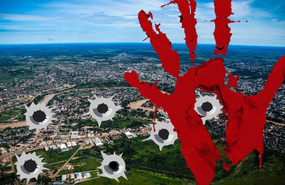 Rio Branco e Cruzeiro do Sul estão entre as 15 cidades mais violentas do país, diz instituto