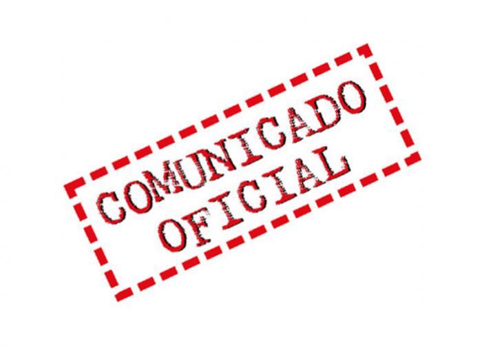 Compartilhamos nota oficial sobre o contrato com o Secrase