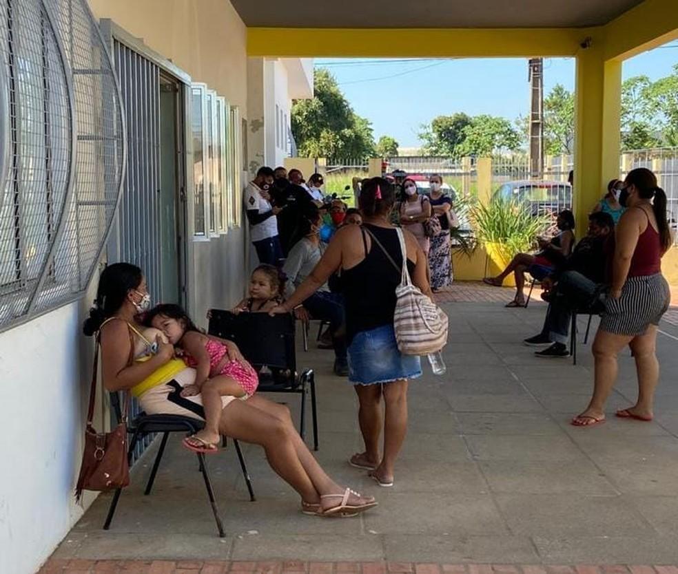 Posto fica sem energia elétrica e não inicia vacinação no Segundo Distrito de Rio Branco