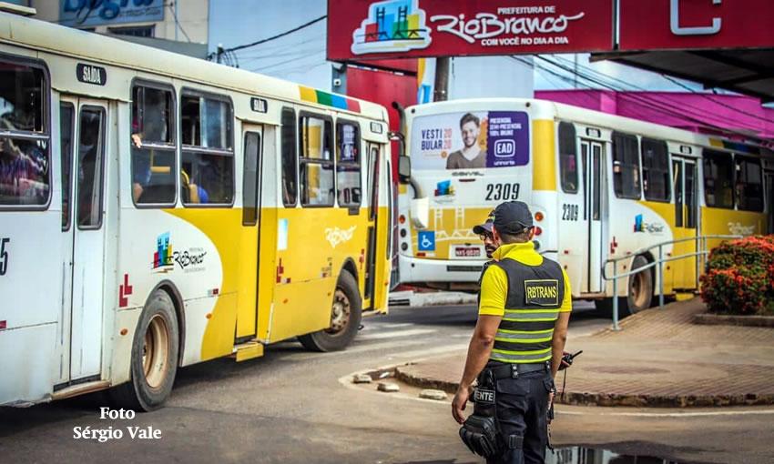 Empresas de transporte coletivo terão que adotar fichas de viagens