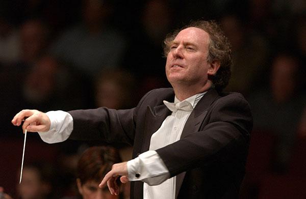 Jeffrey Kahane, conductor and piano