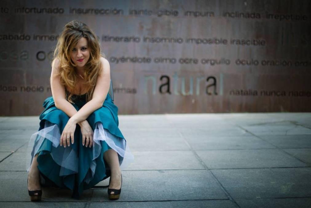 Berna Perles canta el Miserere de Ocón en Málaga
