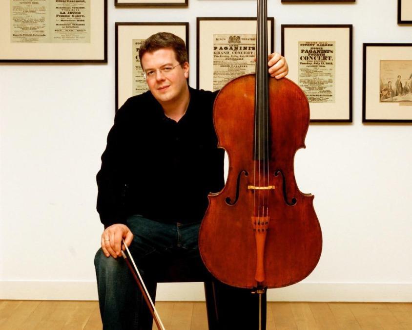 Paul Watkins, director y violonchelo