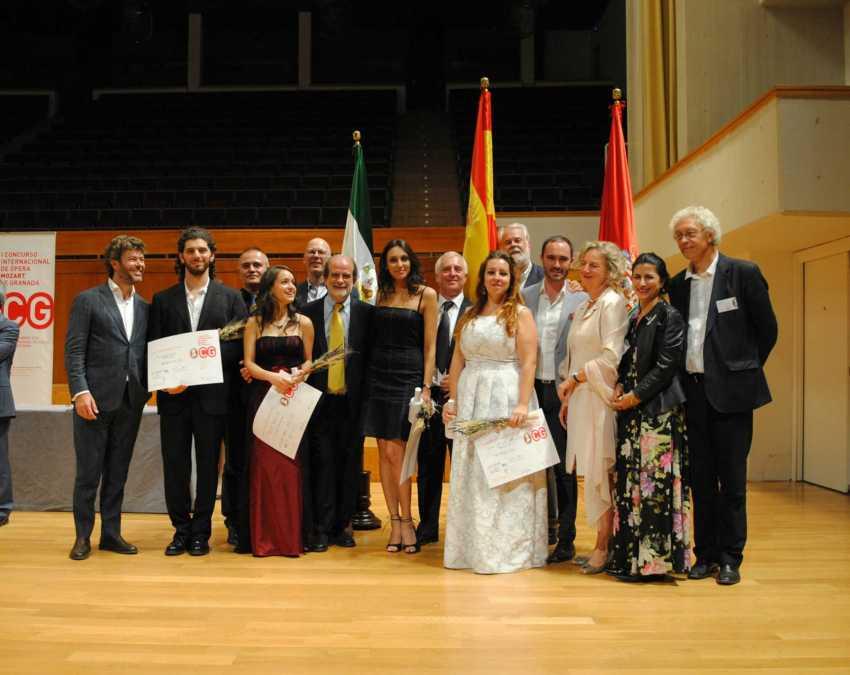 Berna Perles gana el Concurso de Ópera de Granada