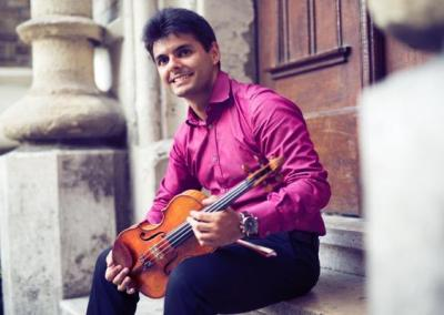 Robert Lakatoš, violín