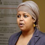 Speak out against online attacks against women – Fatuma Abdulahi