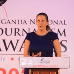 Speech by Nicole Bjerler- Head of DGF at Uganda National Journalism Awards 2020