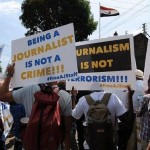 China, Egypt are worst jailers of journalists worldwide