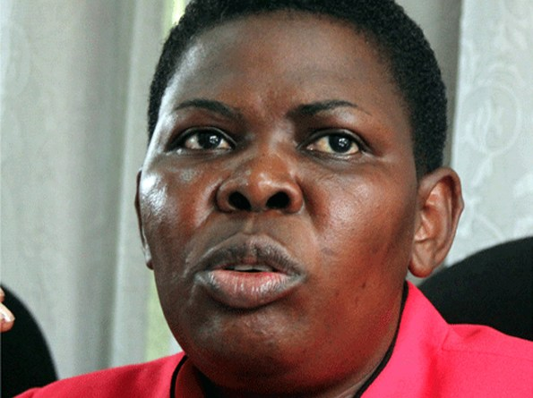 Rose Namayanja Nsereko
