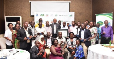Ugandan journalists heralded for excellent biotechnology reporting
