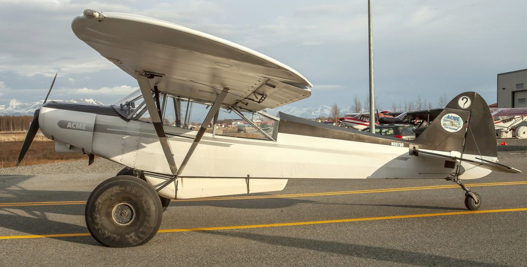 N8976D Piper Super Cub