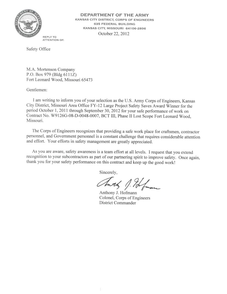 Thompson Tractor Sprinkler Parts : Letter of lateness example army memo