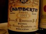 1993RousseauChambertin
