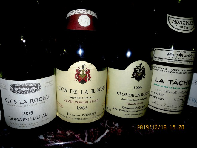 Burgundies