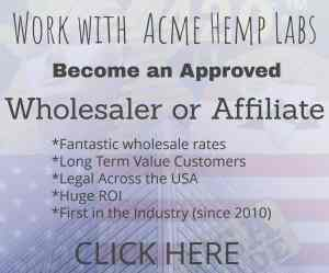 become a wholesaler or affiliate for acme hemp labs for cbd
