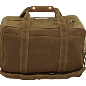 Acmemoto2 Luggage and Panniers Waxed Canvas