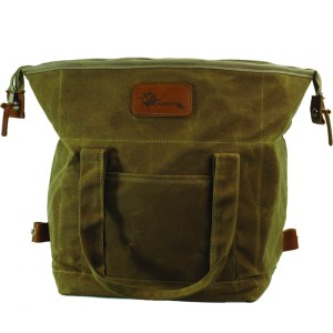 Acmemoto2 Pannier and Luggage Waxed Canvas