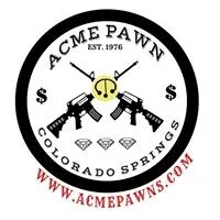 gun pawn, gold jewelry loans, acme pawn logo