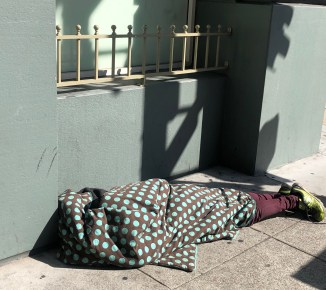 Homelessness- When the Cause is Untreated Serious Mental Illness….