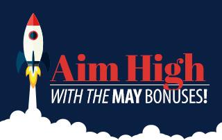 ACN May Bonuses