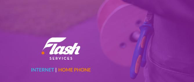 Flash Services banner