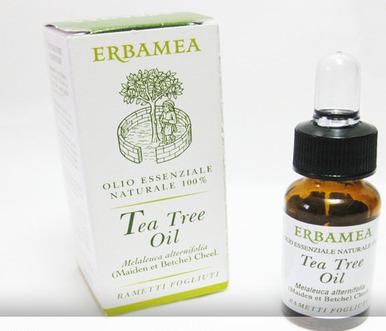 Tea Tree Oil Cleansing