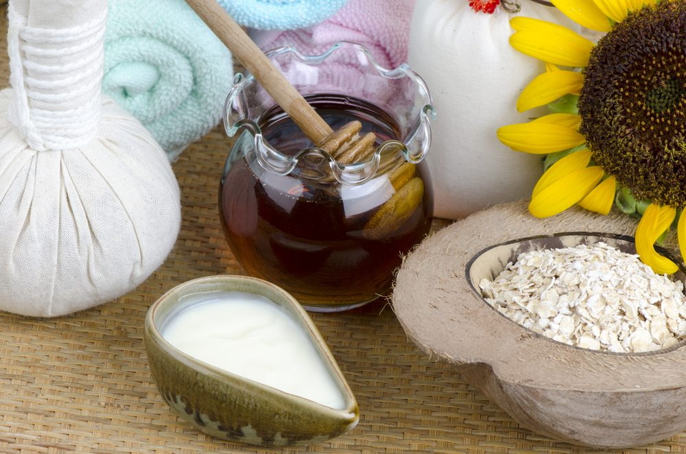 home based treatment for sensitive skin