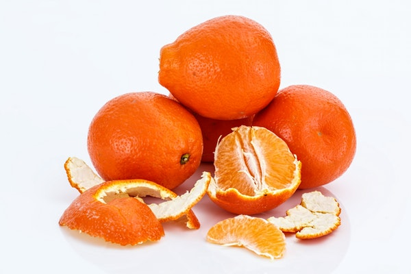 orange peels for papular acne