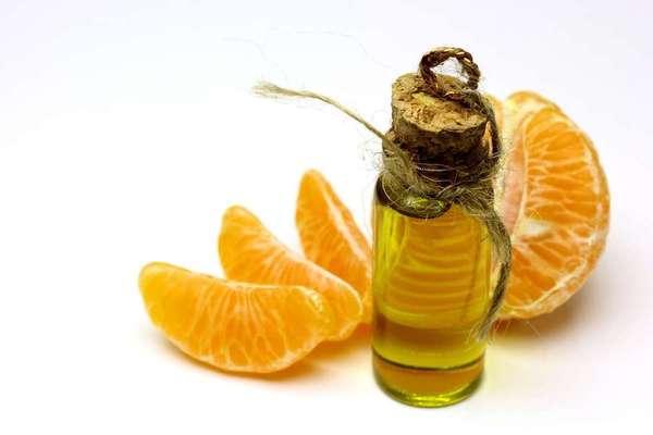 Tangerine Oil for Blackheads