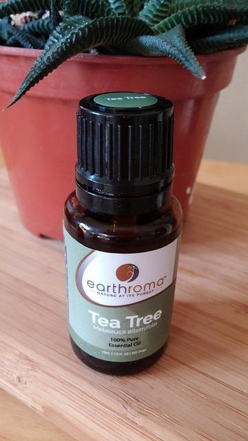 Tea Tree Oil for Blackheads
