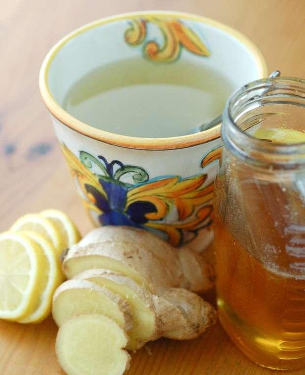lemon rose water and honey for acne