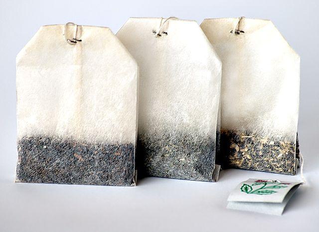tea bags for forehead acne