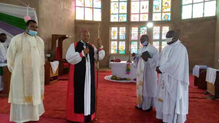 Church is not a social club –Archbishop Ibezim warns Christians | Advent  Cable Network Nigeria
