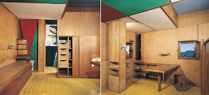 Annes 50 Le Cabanon Du Corbusier