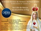 IV Jornada Mariana 2017 Rádio Catedral fm