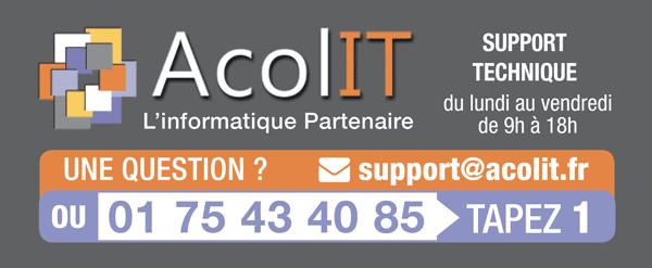 support technique informatique AcolIT