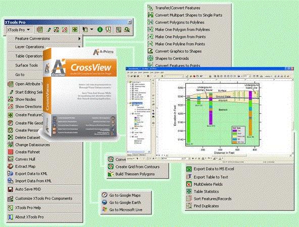 extensiones arcview 3.2