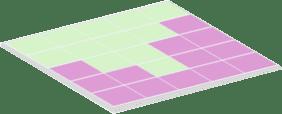 Autocorrelación espacial de imágenes agrupadas