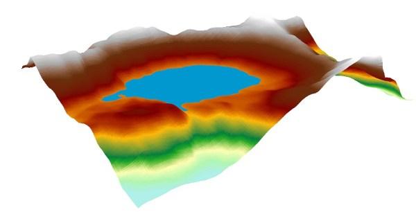 Simulación 3D de inundaciones en ArcGIS