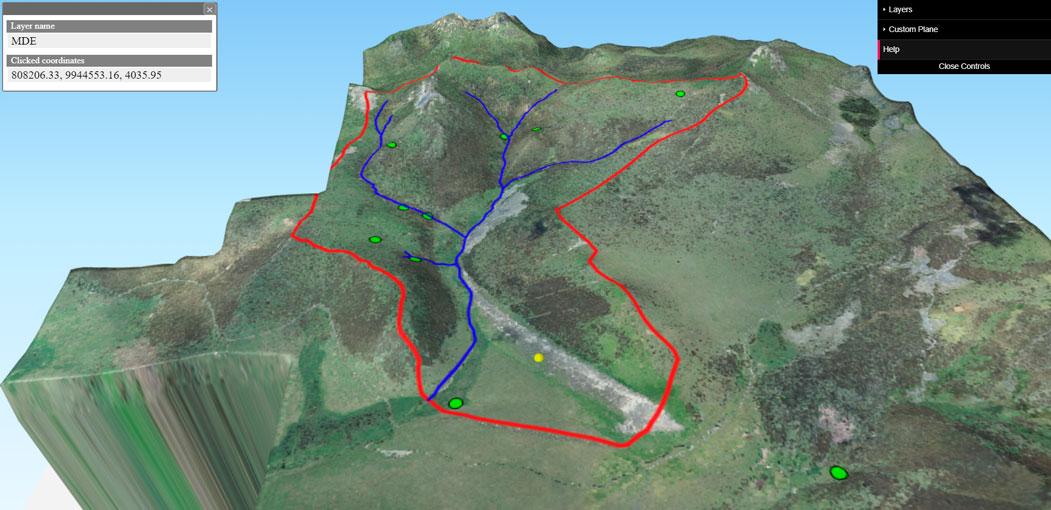 Advanced 3D visualization using QGIS – GeoGeek