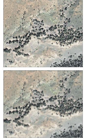 Imágenes satelitales de Ikonos