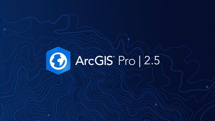 Descargar ArcGIS Pro 2.5