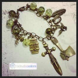 The Hobbit charm bracelet