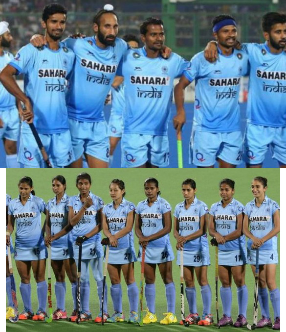 india men women hockey olympics 2016.jpg