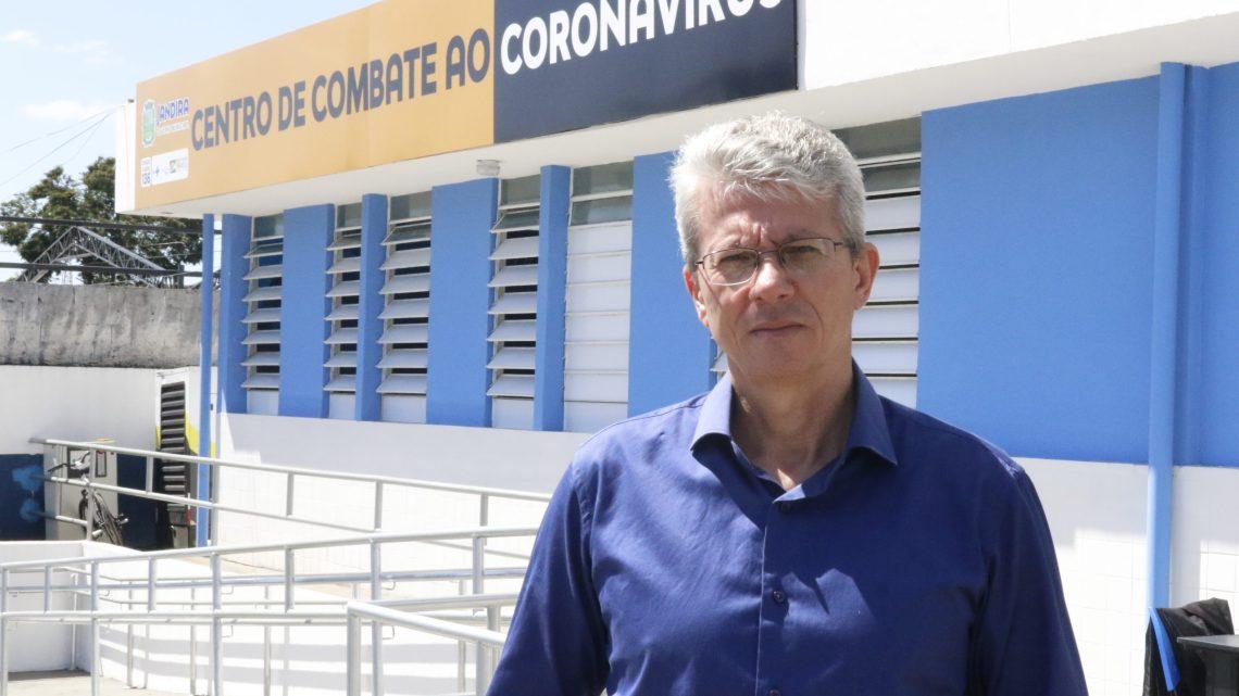 Prefeito Paulo Barufi entrega Centro de Combate ao Coronavírus de Jandira